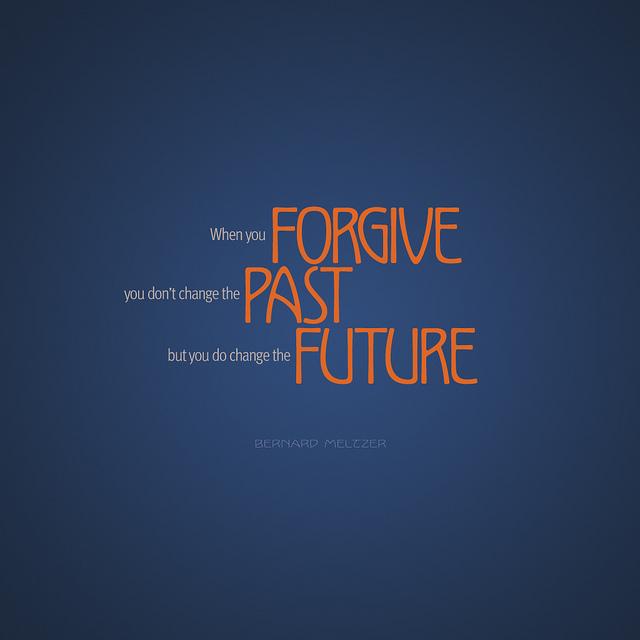 Change Or Die Quote: Kan Jij Vergeven En Vergeten?