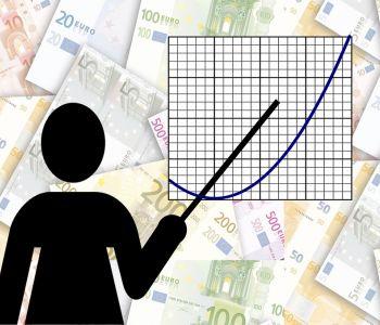 Kleine aandelen: fors lagere omzet maar goede koersprestaties