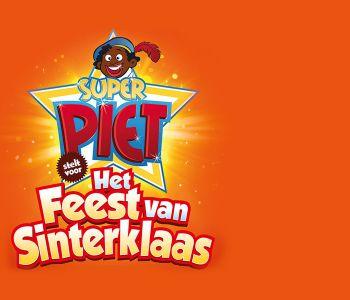 Superpiet nodigt supersterren uit op het Feest Van Sinterklaas