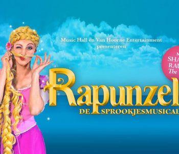 Extra voorstellingen 'Rapunzel, de sprookjesmusical'!