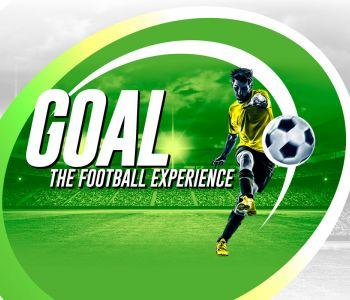 Unieke en interactieve expo 'Goal! The Football Experience'