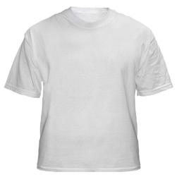 Vergeelde witte kleding weer wit krijgen