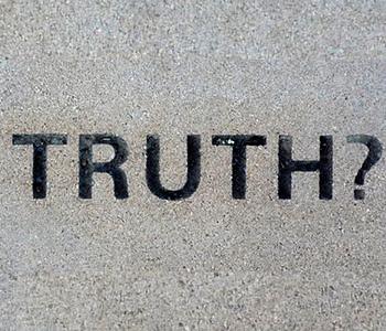 De waarheid kwetst het ego maar voedt het hart