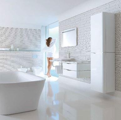 5 tips voor de mooiste badkamer - Mooie moderne badkamer ...