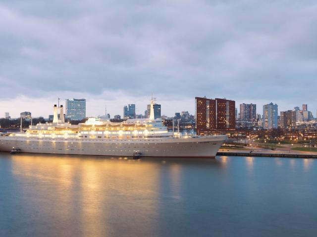 Reden 1 - SS Rotterdam