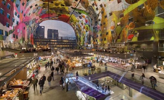 Reden 2 - Markthal Rotterdam