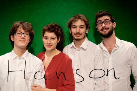 0000. Quatuor HANSON (c) Gerard Spee