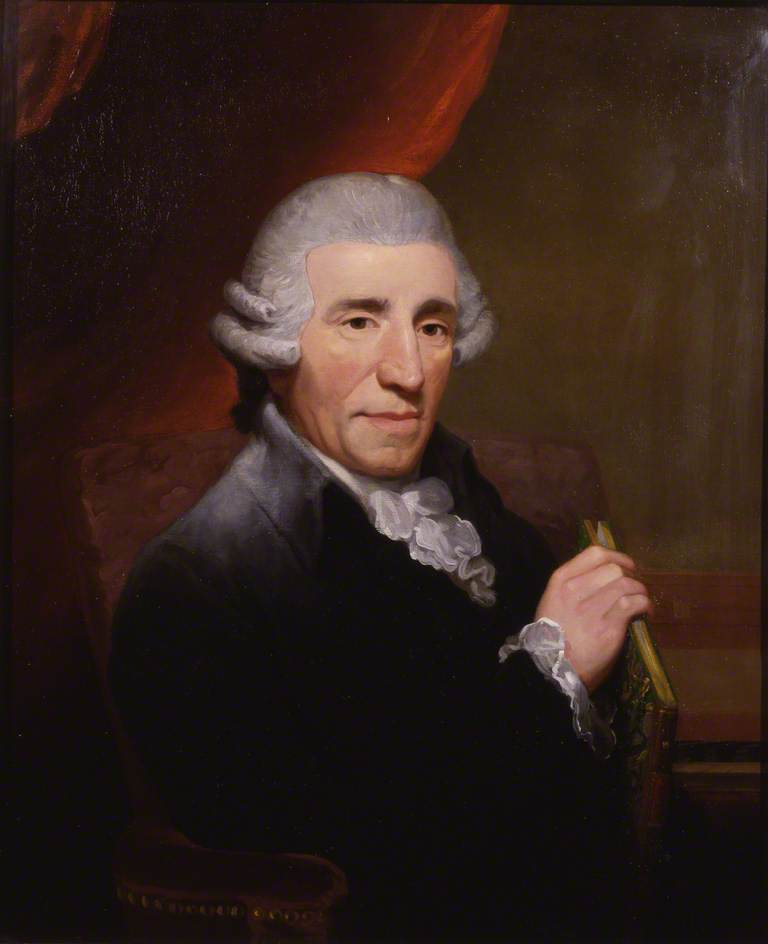 Joseph HAYDN (portrait_by_Thomas_Hardy)