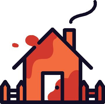 icoon huis