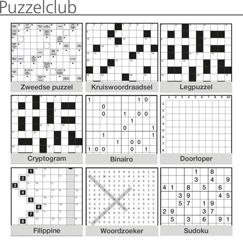 puzzelclub