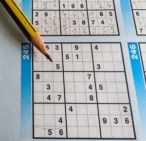 sudoku-oplossen