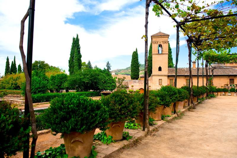Sevilla c rdoba granada maak een zonovergoten cultuurreis door andalusi - Tuin fotos ...