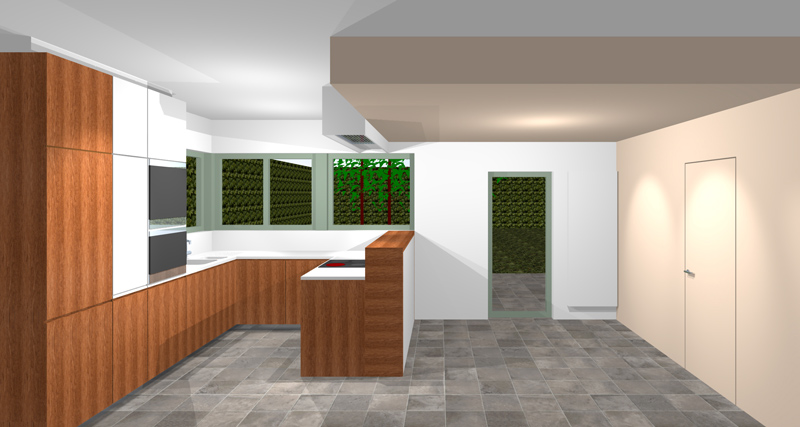 Tips Compacte Keuken : je wil een meer praktische keuken je wil een nieuwe keuken tijdens de