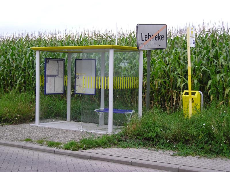 bushaltes de lijn