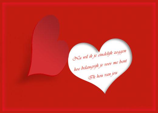 valentijnskaart gratis versturen