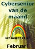 Cybersenior van de maand Februari 2005 op www.seniorennet.be