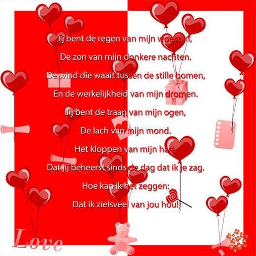 valentijn gedichten voor vrienden